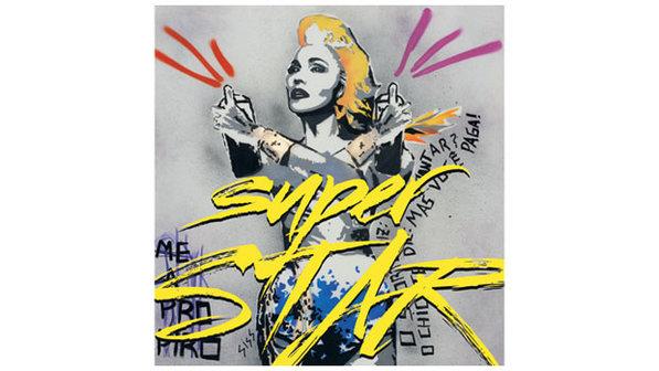 Madonna graffiti